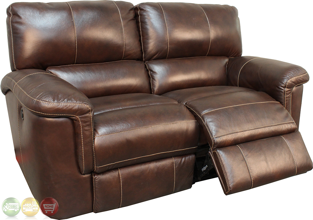 Expedition Brown Power Reclining Sofas With Current Parker Living Hitchcock Cigar Brown Leather Reclining Sofa (View 9 of 20)