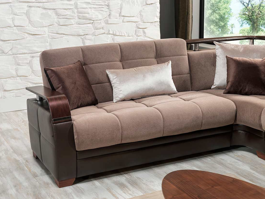 Fabric Sectional Sofas (View 14 of 20)