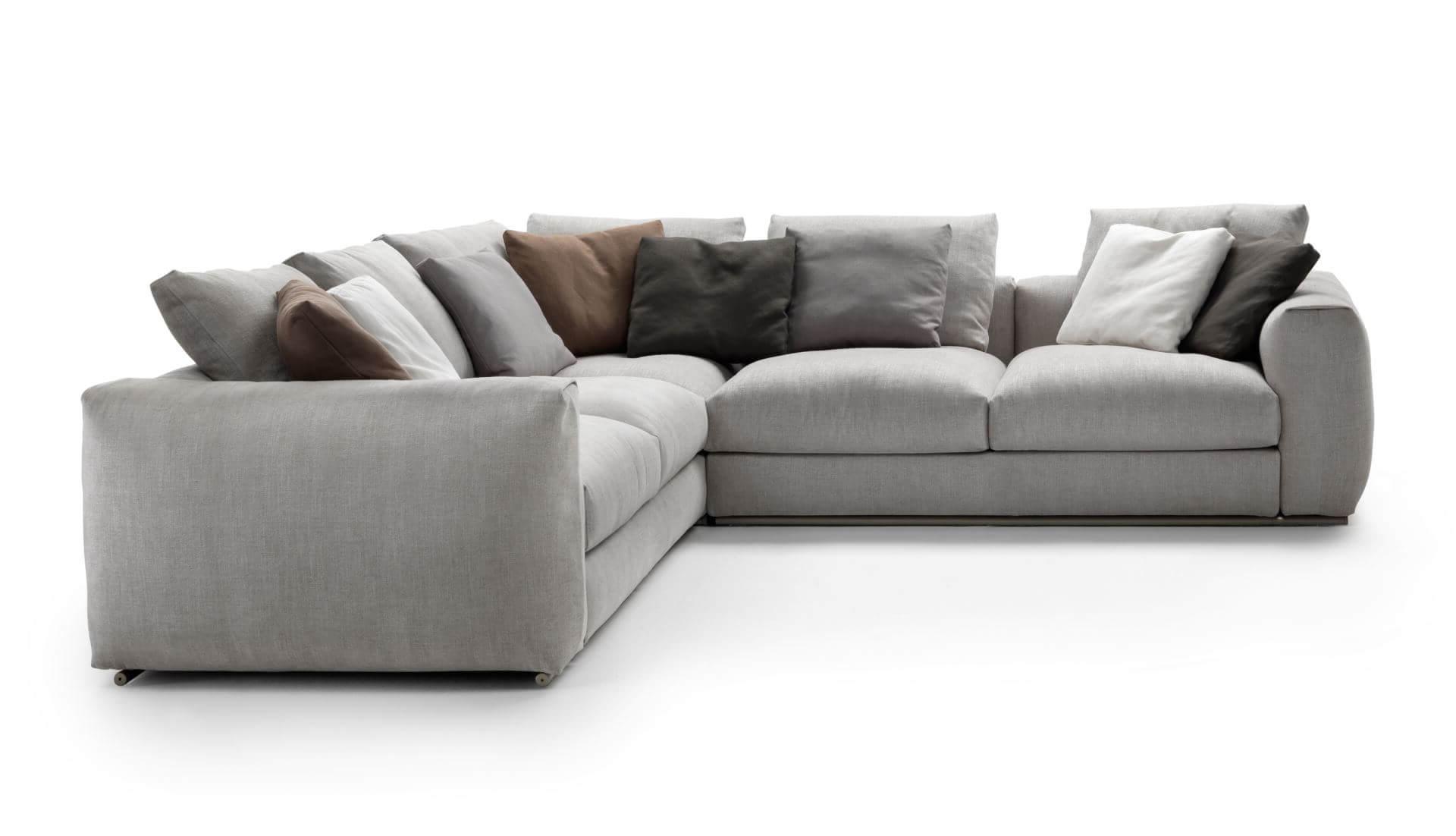 Famous Dream Navy 2 Piece Modular Sofas Within Flexform Asolo Modular Sofa – Dream Design Interiors Ltd (View 6 of 20)