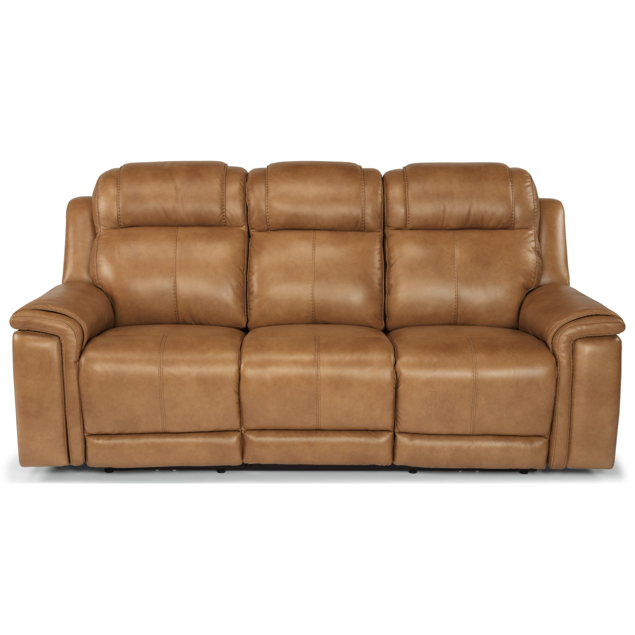 Famous Power Reclining Sofas For Flexsteel Latitudes – Kingsley Casual Lay Flat Power (View 2 of 20)