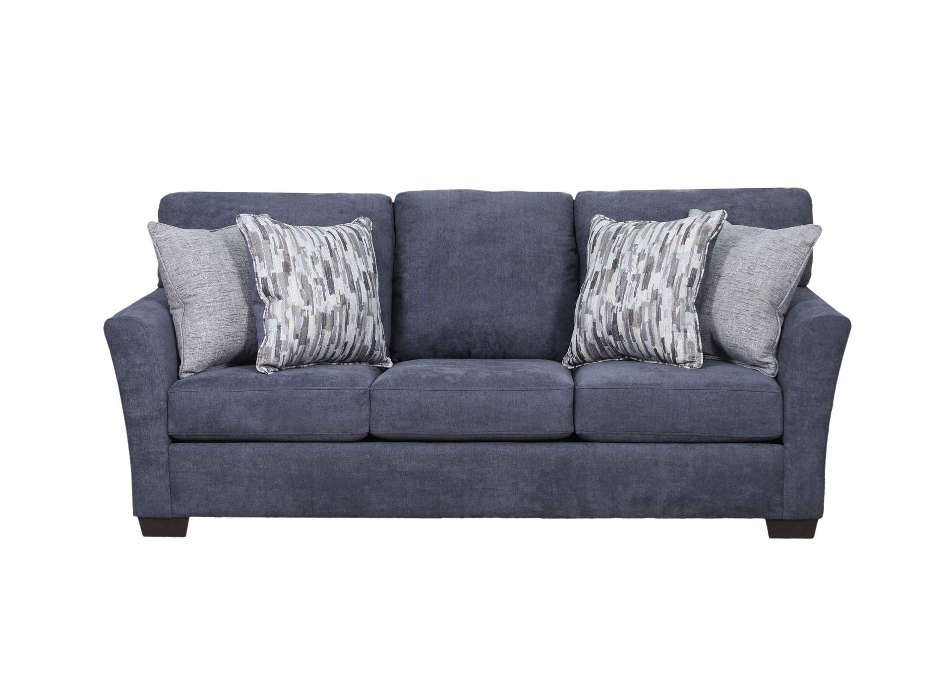 Famous Walker Gray Power Reclining Sofas Within 7058 Laf 2 Pc Sectional – Pacific Steel Blue Sit & Sleep (View 10 of 20)