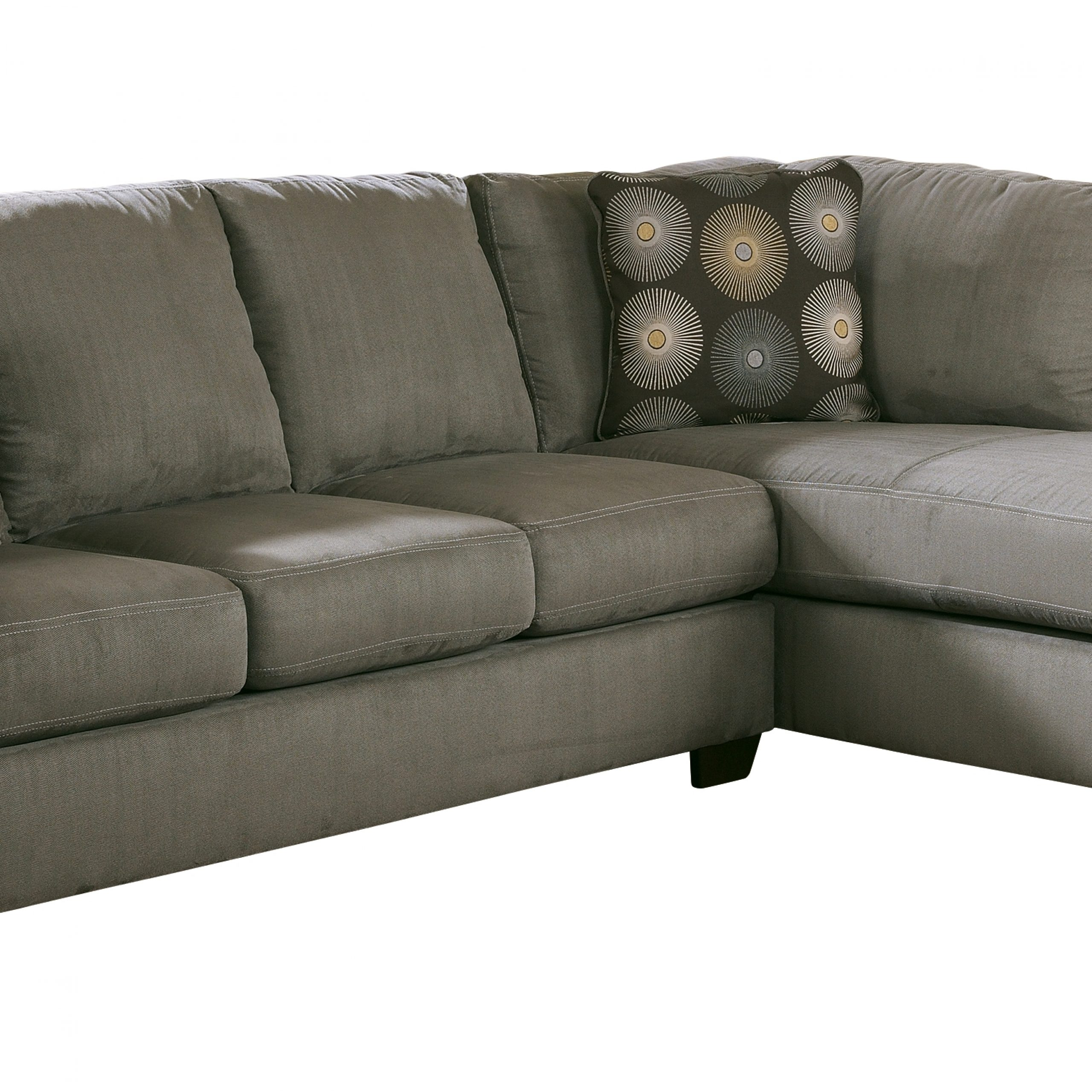 Famous Zella 2 Piece Sectional With Chaisesignature Design Pertaining To 2pc Burland Contemporary Chaise Sectional Sofas (View 17 of 20)