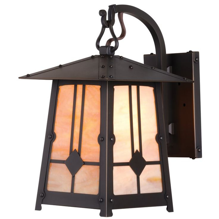 Fashionable Bayou Beveled Glass Outdoor Wall Lanterns Intended For Cryal Stained Glass Outdoor Wall Lantern (View 9 of 20)