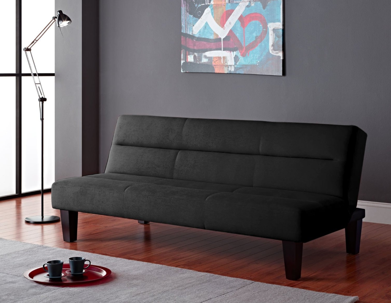 Fashionable Easton Small Space Sectional Futon Sofas With Enhance Your Small Space Value With The Incredible Futon (View 19 of 20)