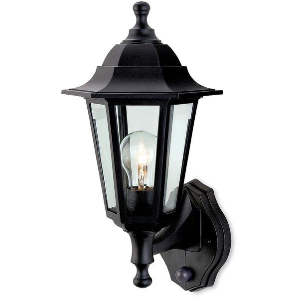 Fashionable Firstlight 8401bk Black Resin Malmo Uplight Lantern With In Heitman Black Wall Lanterns (View 11 of 20)