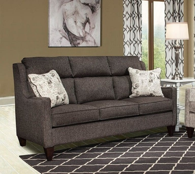 Fashionable Home / Living Room / Sofas & Loveseats / 5 Our Best Coil Regarding Debbie Coil Sectional Futon Sofas (View 12 of 20)