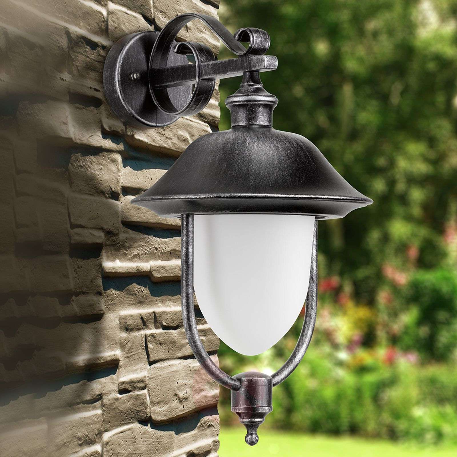 Fashionable Perdita – Decorative Outdoor Wall Light, Hanging (View 9 of 20)
