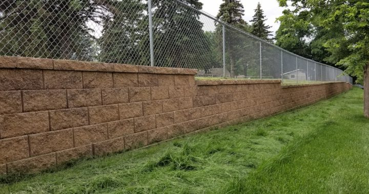 Fashionable Which Retaining Wall Is Best For My Yard? – Mcdonough With Regard To Mcdonough Wall Lanterns (View 12 of 20)