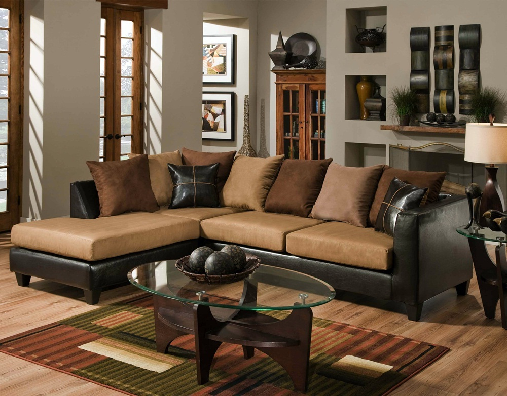 Faux Leather Microfiber (View 19 of 20)