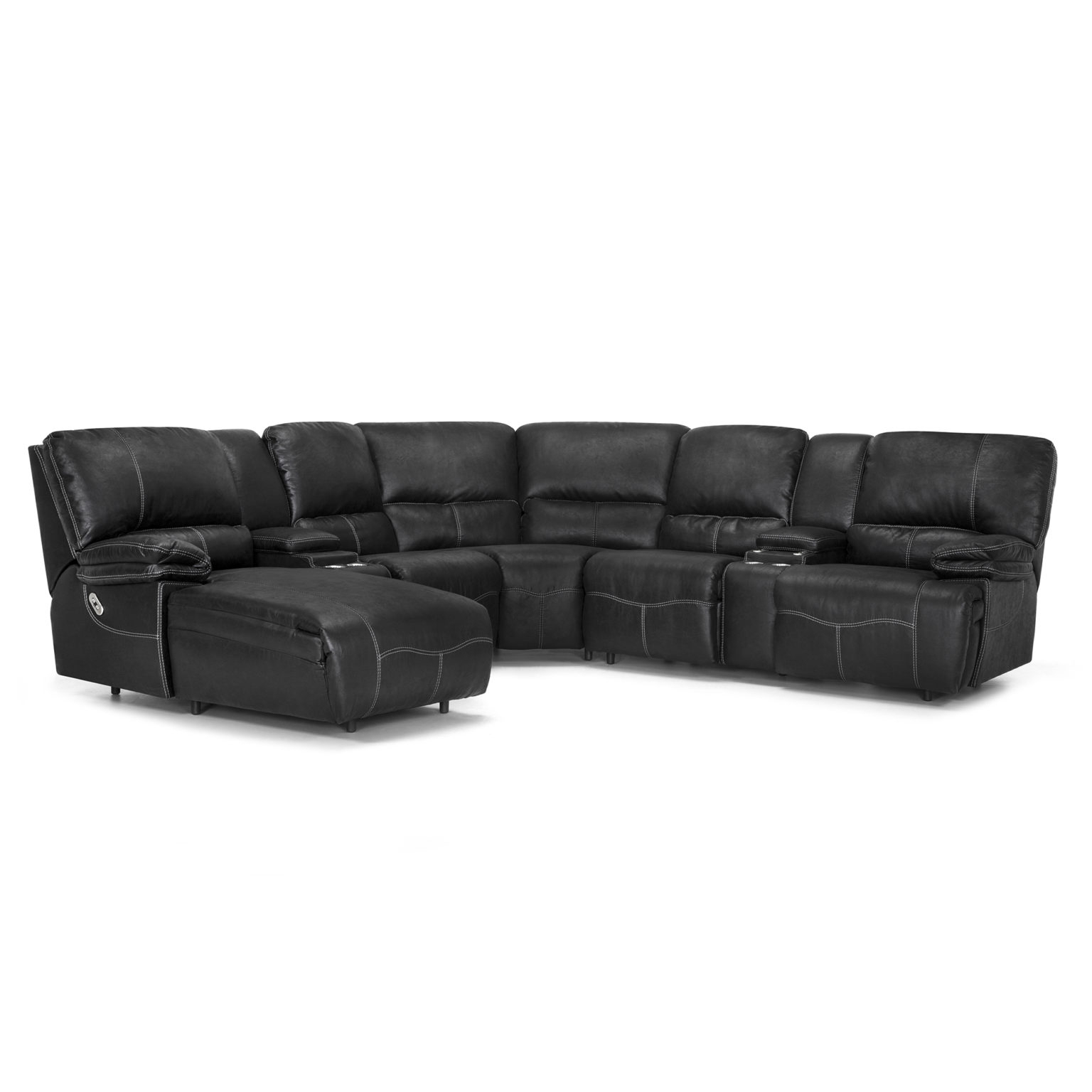 Favorite 440 Brayden Sectional – Franklin Corporation With Colby Manual Reclining Sofas (View 8 of 20)