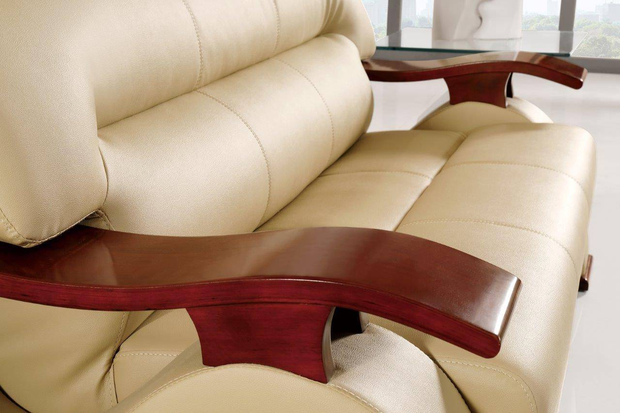Favorite Bonded Leather All In One Sectional Sofas With Ottoman And 2 Pillows Brown Regarding Global Furniture U2033 Modern Design Cappuccino Bonded (View 16 of 20)