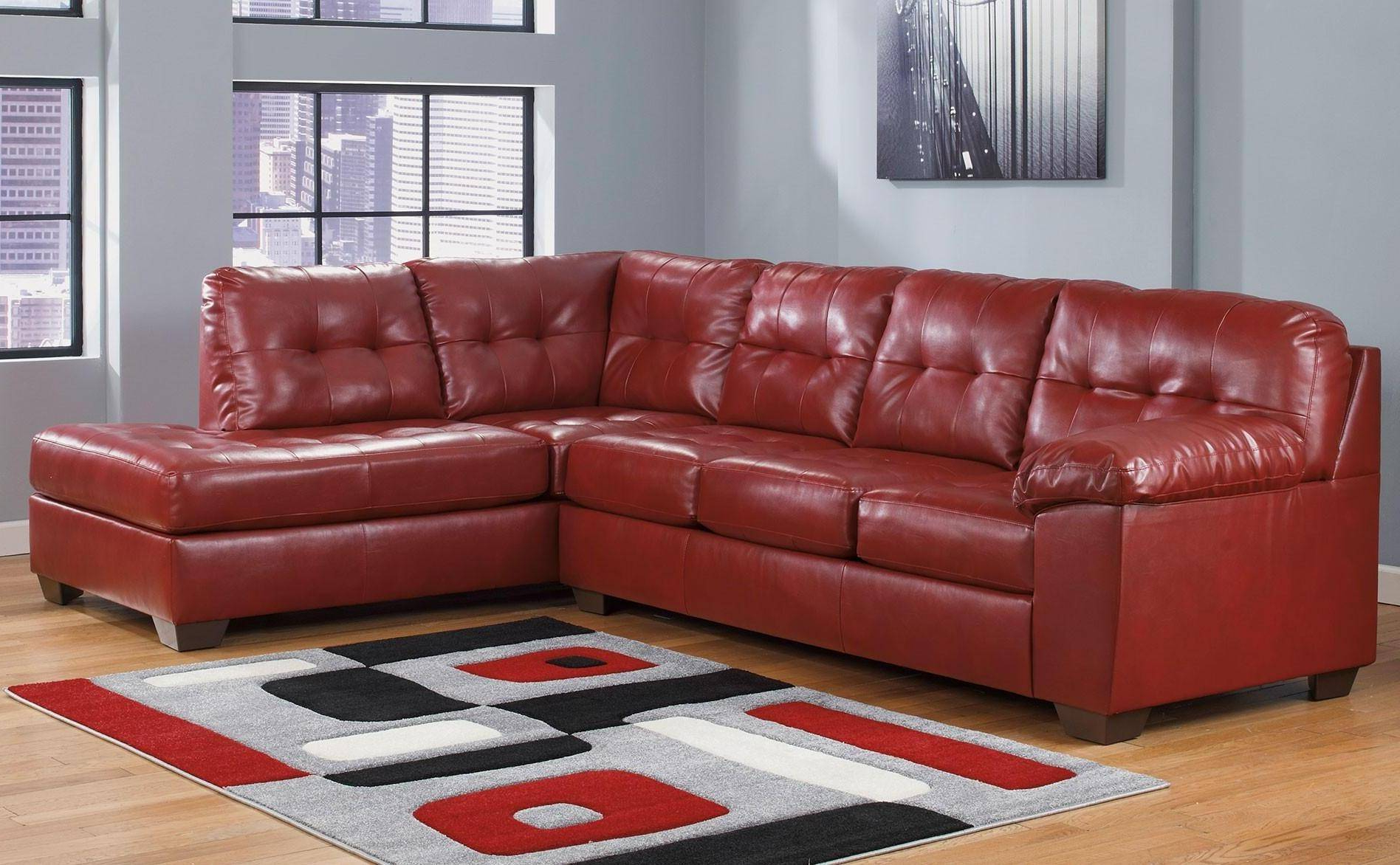 Favorite Buy Ashley Alliston Sectional Sofa Right Hand Chase In Intended For Hannah Right Sectional Sofas (View 17 of 20)