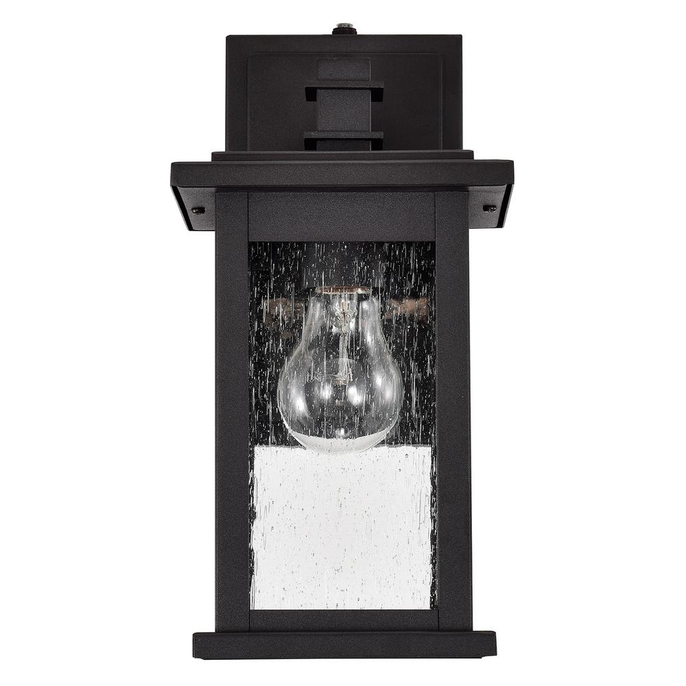 Featured Photo of Ballina Matte Black Outdoor Wall Lanterns With Dusk To Dawn