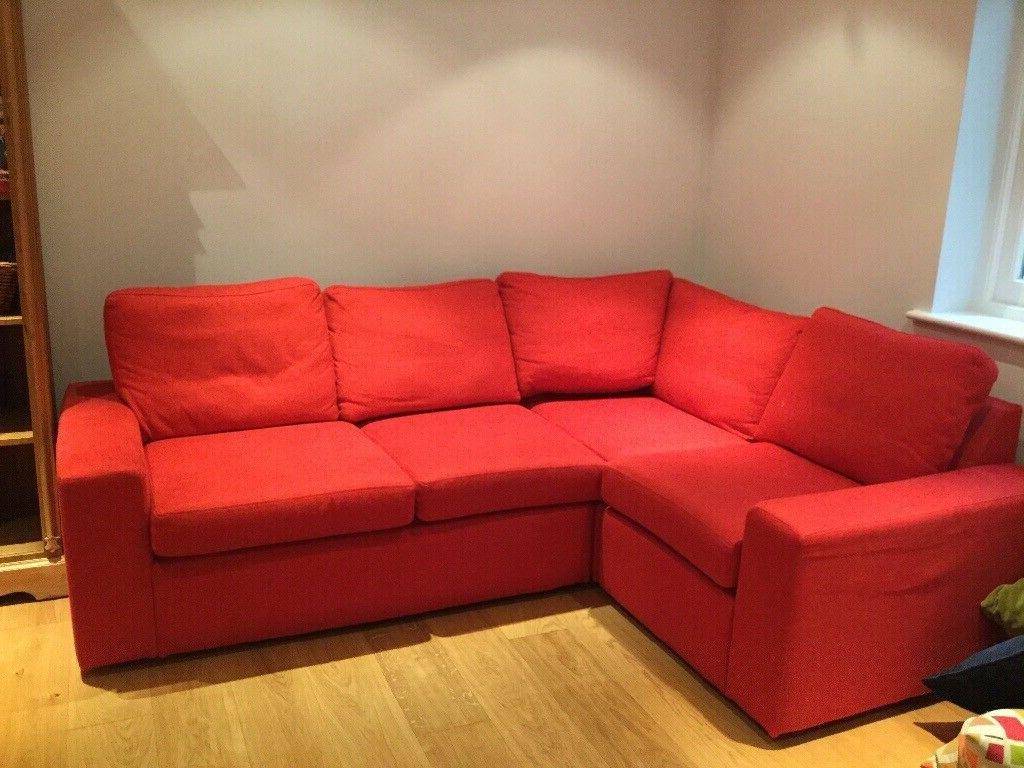 Favorite Multiyork Red Corner Sofa (View 10 of 20)