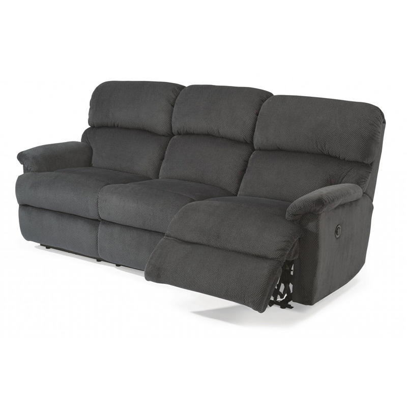 Flexsteel 7066 62m Chicago Fabric Power Reclining Sofa With Regard To Well Liked Charleston Power Reclining Sofas (View 4 of 20)