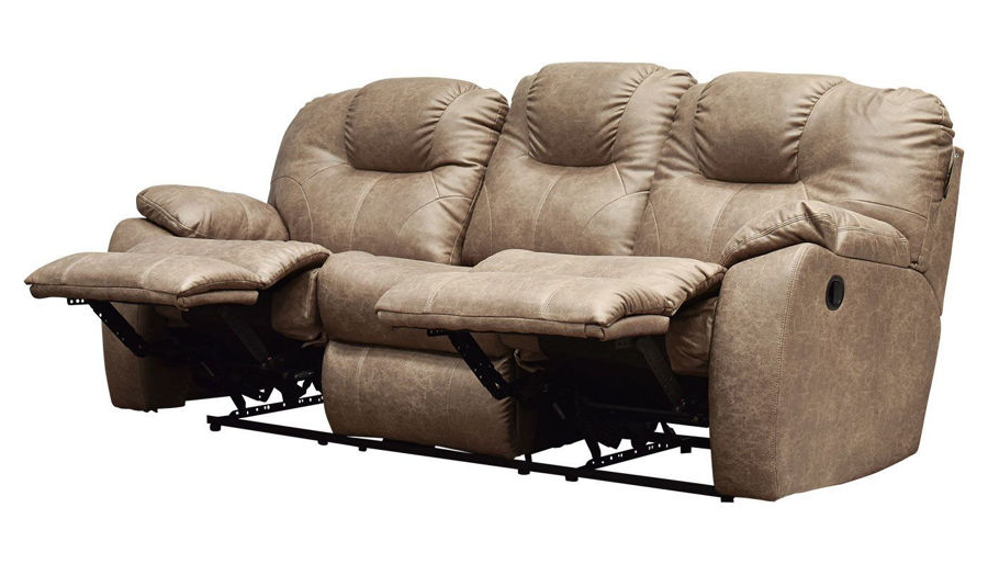 Forte Gray Power Reclining Sofas For Trendy Reclining Sofas – Home Zone Furniture – Furniture Stores (View 2 of 20)