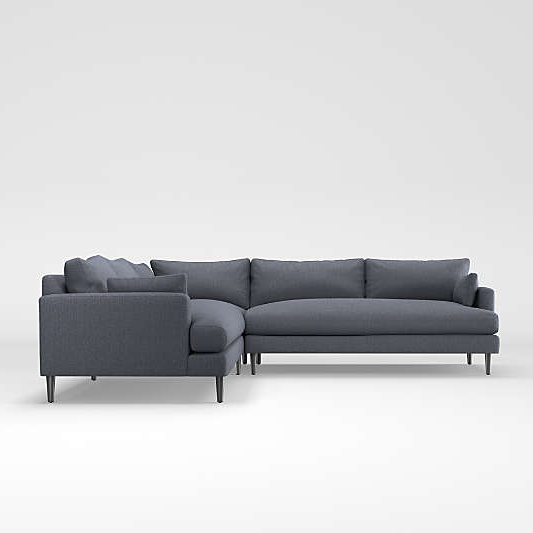 Grey Sectional Sofas (View 10 of 20)