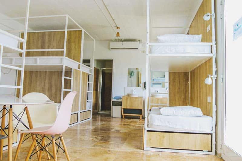 Hostel Room Intended For Krajewski Wall Lanterns (View 11 of 20)