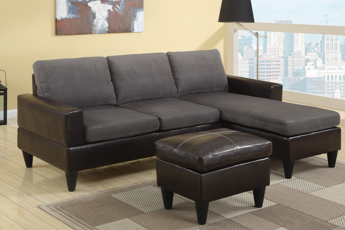 How To Place And Improve The Look Of Small Sectional Sofa Intended For Current Easton Small Space Sectional Futon Sofas (View 3 of 20)