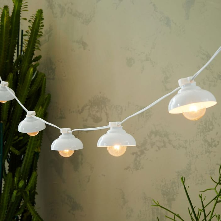 Industrial String Lights Outdoor – 10 Ways To Give A Pertaining To Recent Journey Outdoor Wall Lanterns (View 2 of 20)