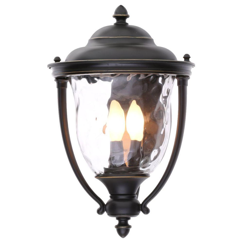 Jordy Oil Rubbed Bronze Outdoor Wall Lanterns With 2019 Progress Lighting Prestwick Collection 3 Light Oil Rubbed (View 8 of 20)
