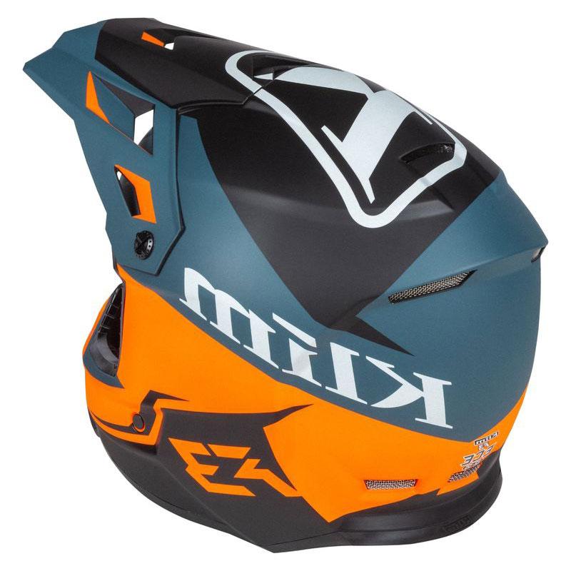 Klim F3 Helmet, Tectonic Strike Orange In Recent Oneal Outdoor Barn Lights (View 20 of 20)