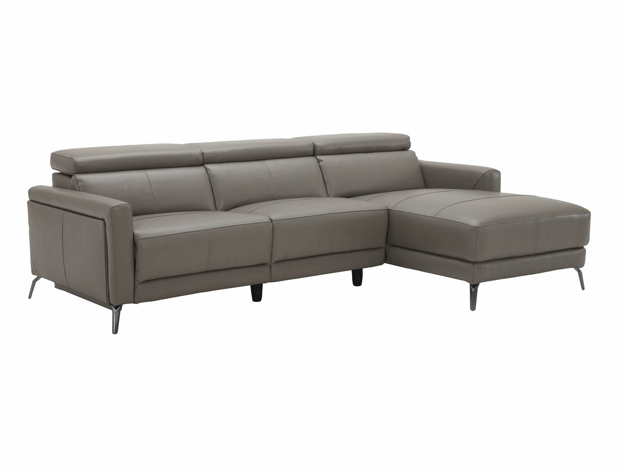 Latest Levi Left Facing Chaise Sectional W/ Power Recliner In Intended For Palisades Reclining Sectional Sofas With Left Storage Chaise (View 9 of 20)