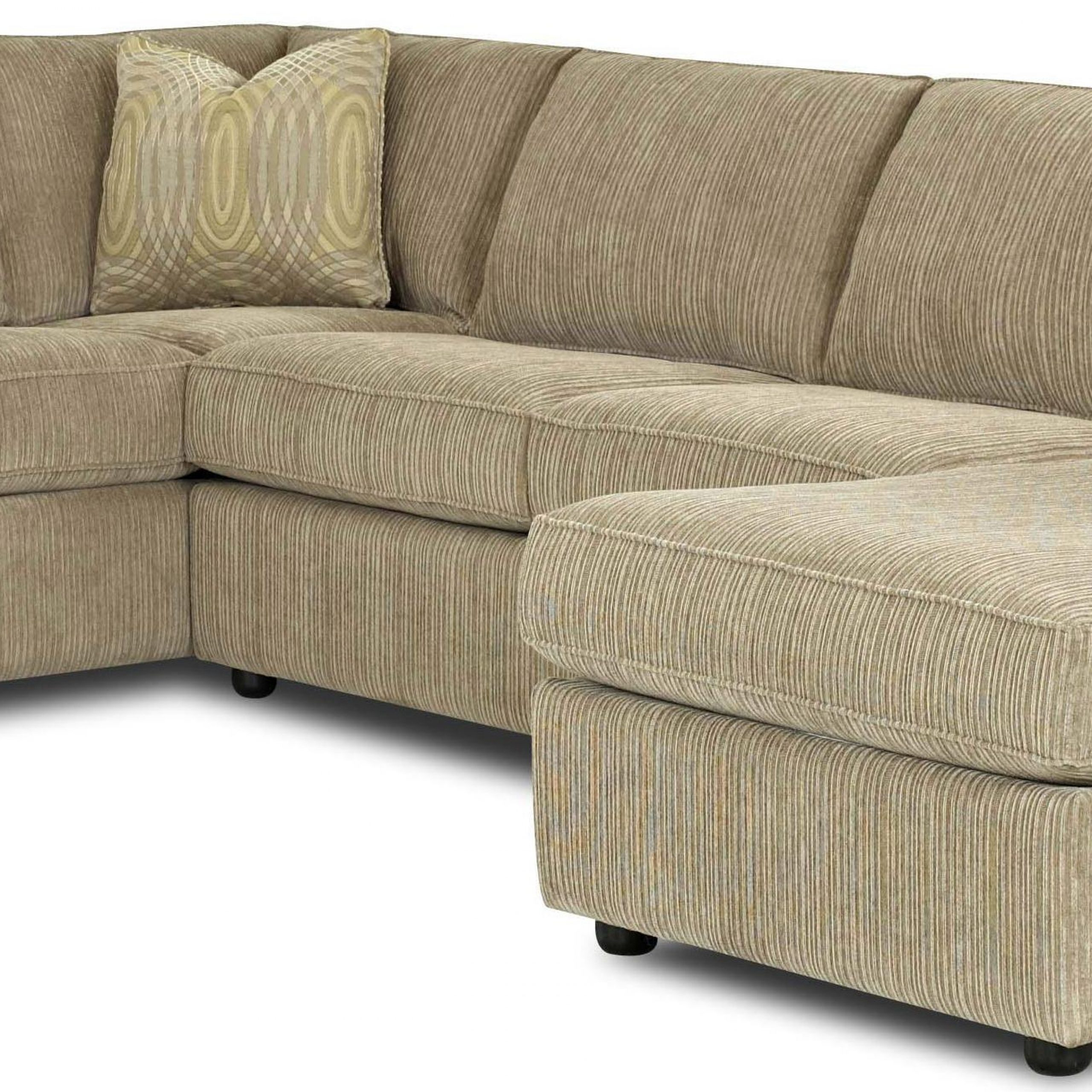 Latest Palisades Reclining Sectional Sofas With Left Storage Chaise Inside Transitional Sectional Sofa With Rolled Arms And Left (View 16 of 20)