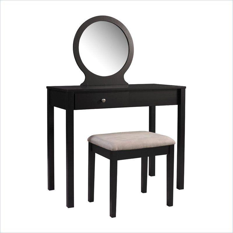 Latest Scarlett Vanity In Beige Microfiber – 58035blk 01 Kd U In Scarlett Beige Sofas (View 4 of 20)