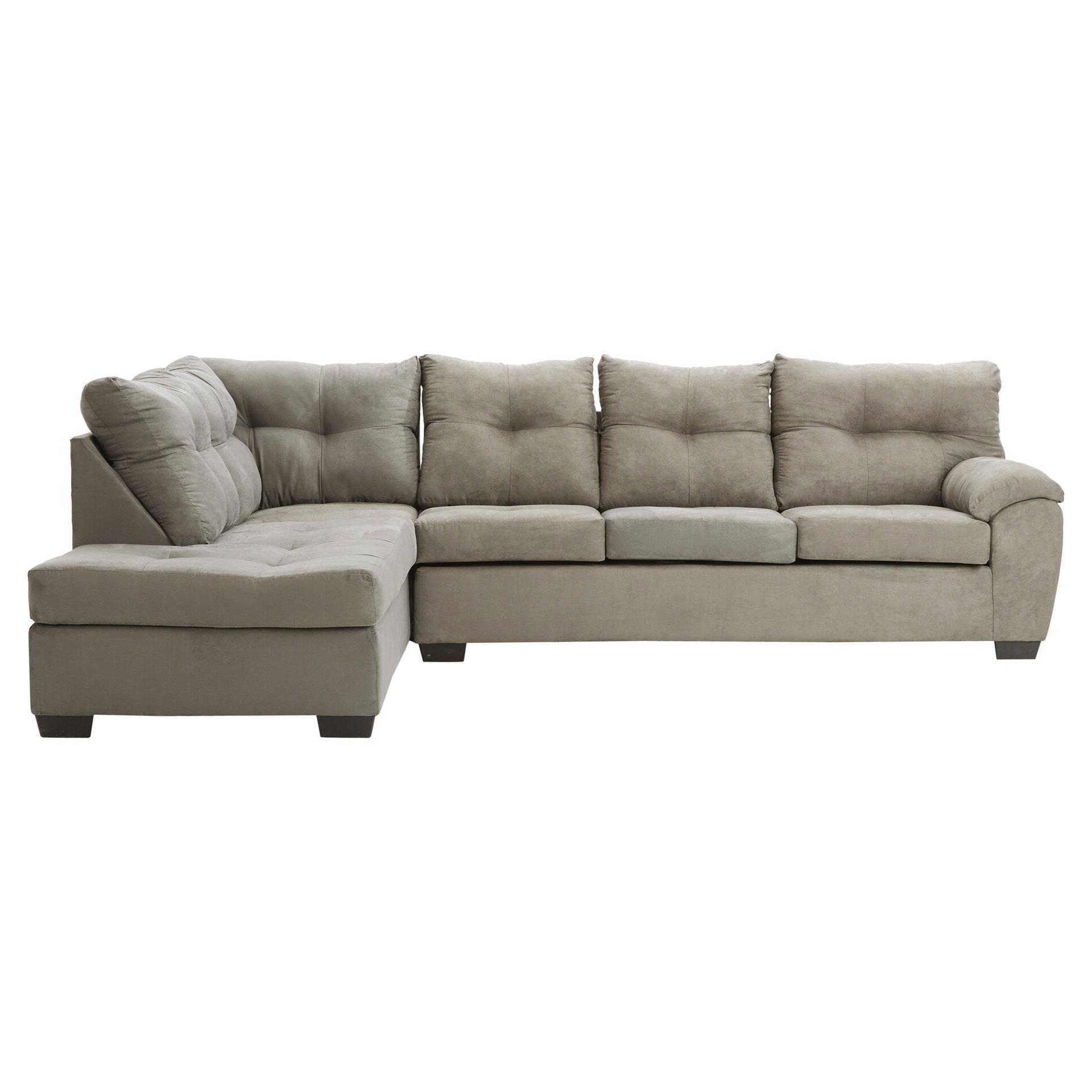 Latest Three Posts Camden Right Hand Facing Sectional & Reviews Pertaining To Kiefer Right Facing Sectional Sofas (View 16 of 20)