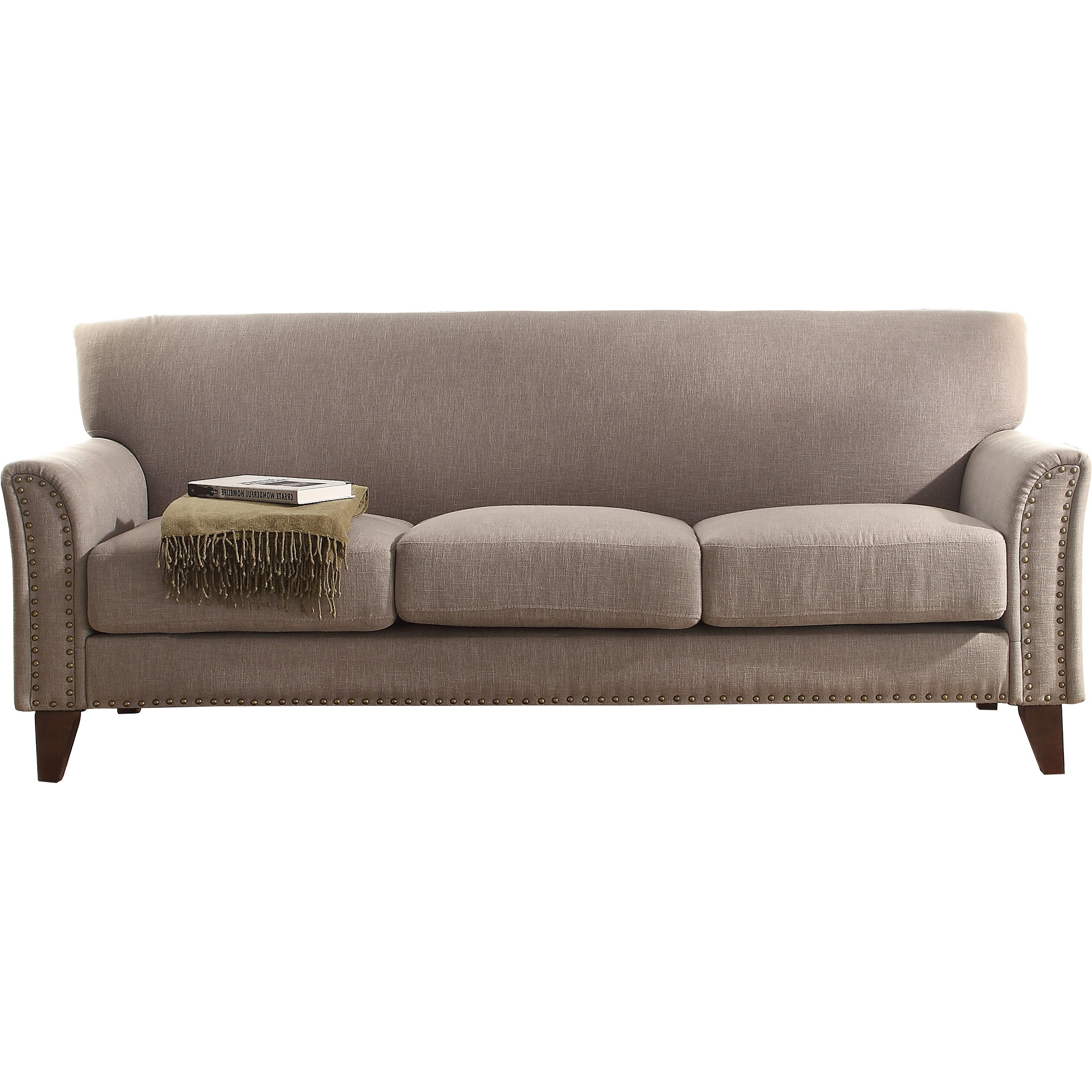 Laurel Gray Sofas Pertaining To Most Current Laurel Foundry Modern Farmhouse Adoria Sofa & Reviews (View 15 of 20)