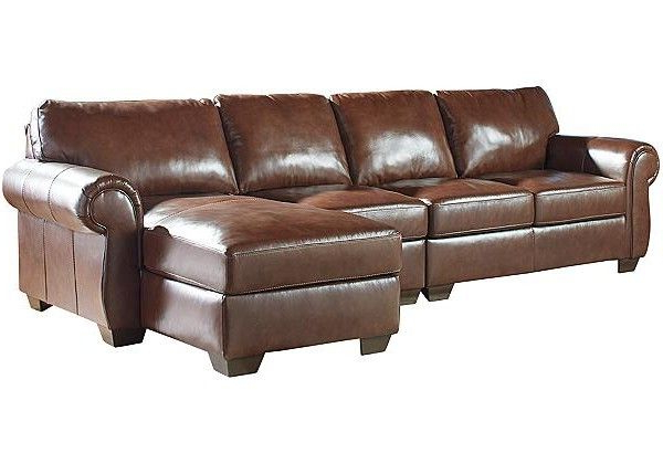 Leather Chaise Sofa, Furniture (View 7 of 20)