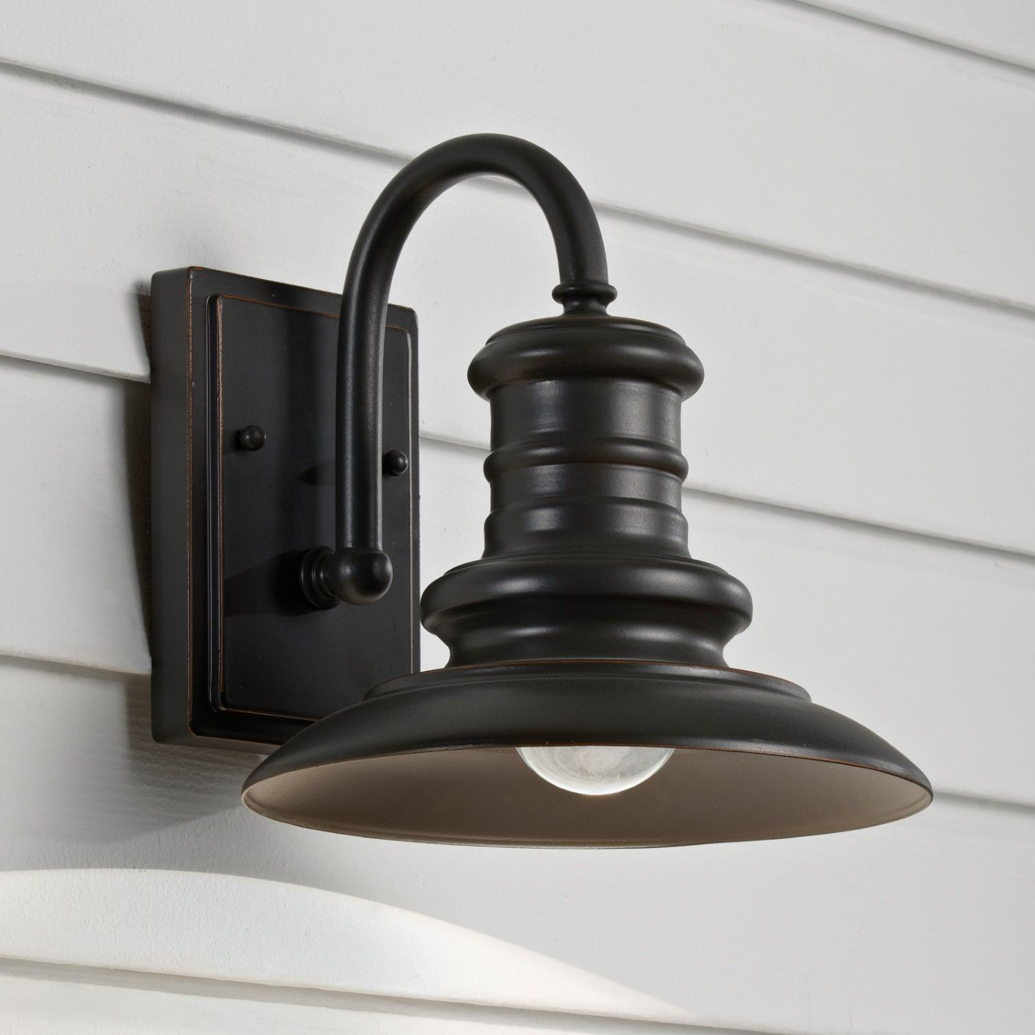 Led Outdoor Wall Lights, Outdoor Barn Lighting (View 9 of 20)