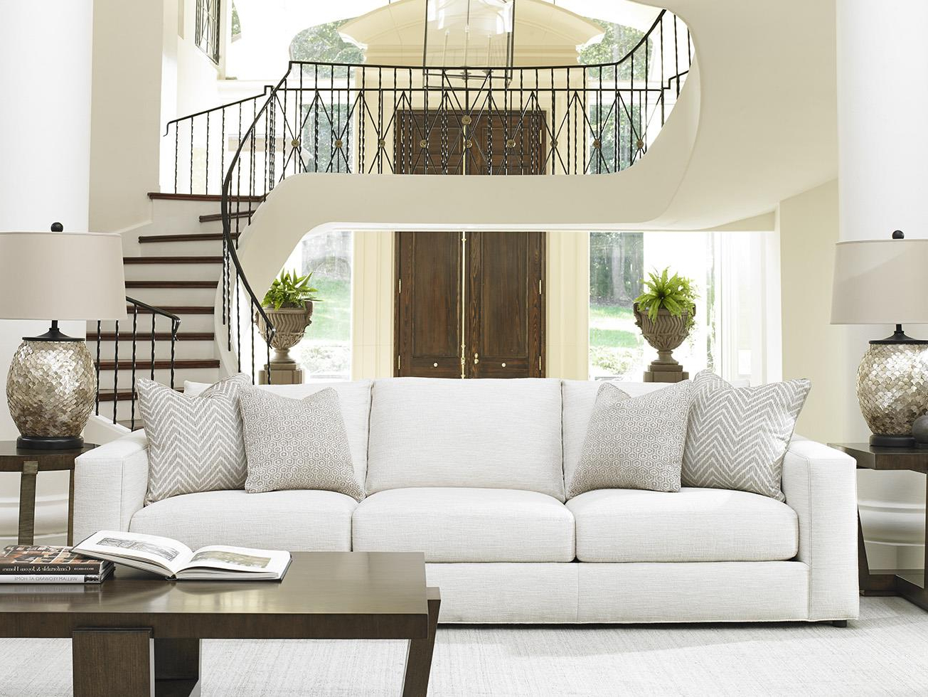 Lexington Laurel Canyon Bellevue Wide Sofa (View 16 of 20)