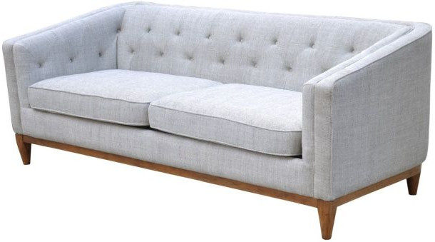 Lh Imports Las Vegas Cromwell Sofa – Harris Tweed Fabric Throughout Most Recently Released Cromwell Modular Sectional Sofas (View 1 of 20)
