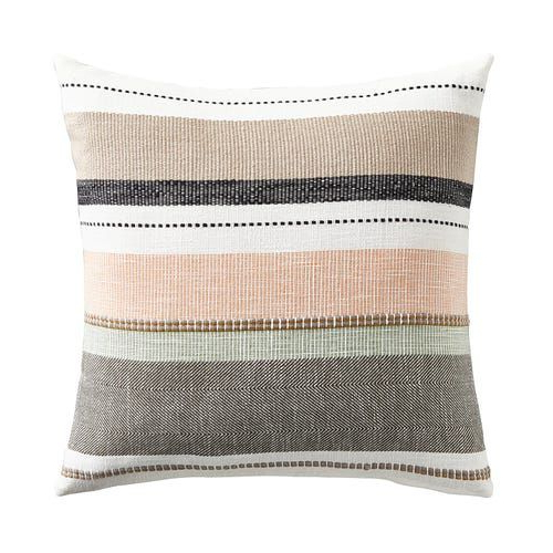 Magnolia Home Caitlin Multi Blush Pillow (View 12 of 20)