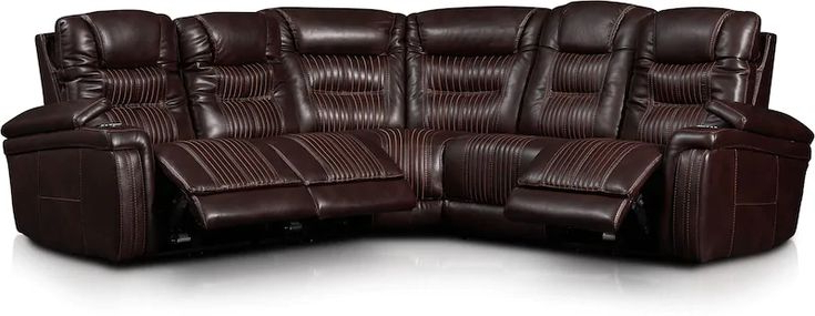 Magnus Brown Power Reclining Sofas Throughout Newest Pin On Home Want List (View 19 of 20)
