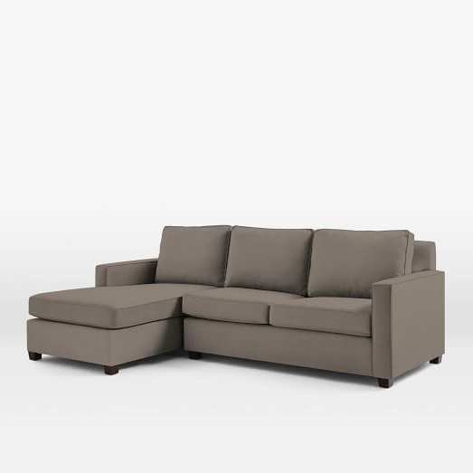 Modern Sofa Sectional For 2pc Burland Contemporary Chaise Sectional Sofas (View 8 of 20)