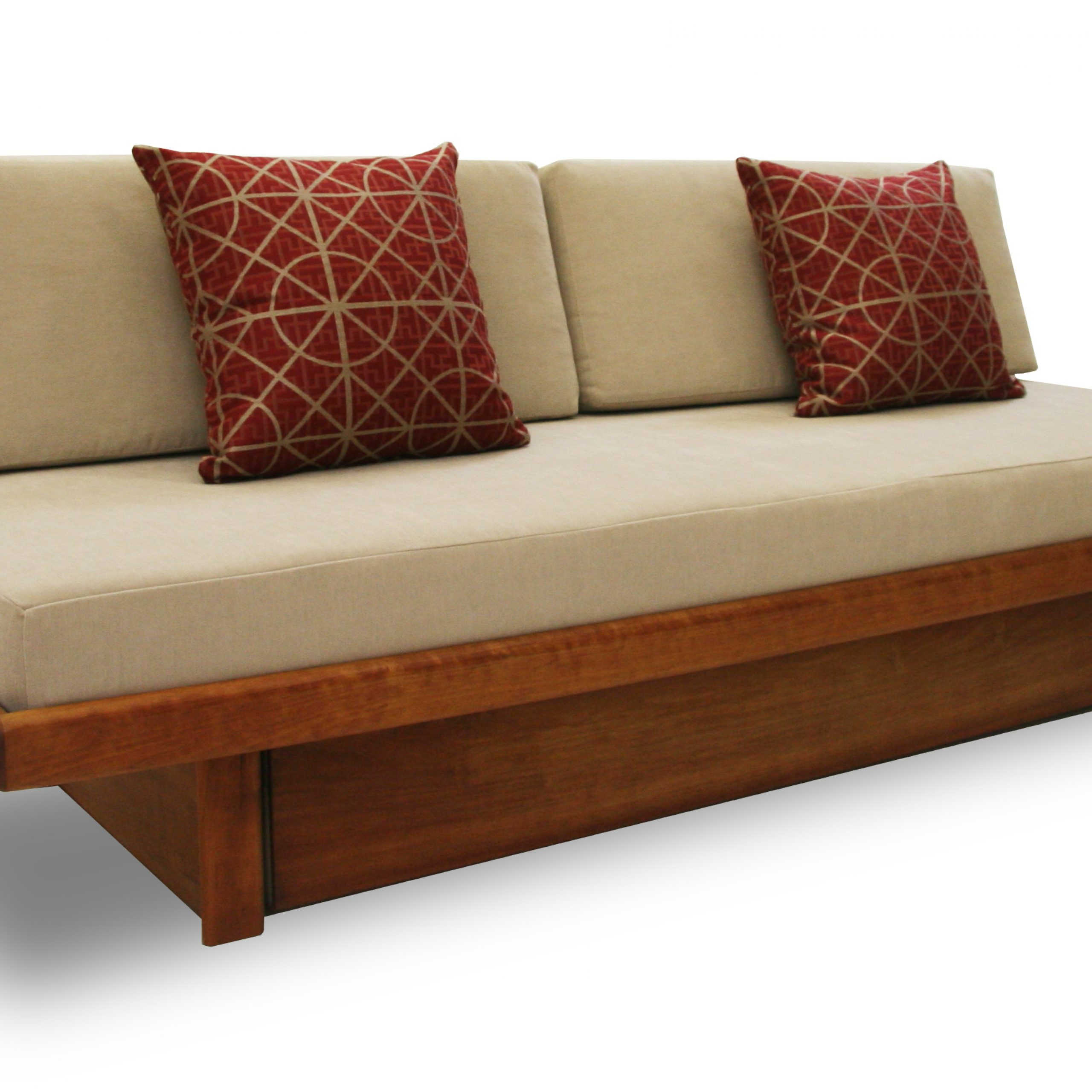 Mondrian Storage Daybed Couch Within Popular Twin Nancy Sectional Sofa Beds With Storage (View 13 of 20)