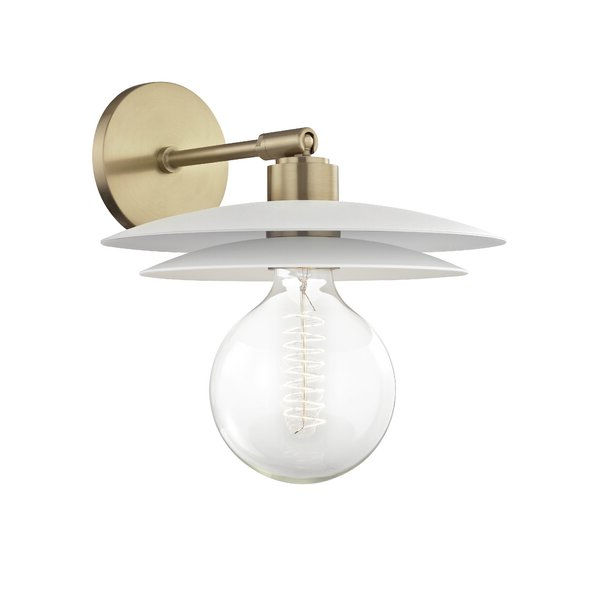 Most Current Bryne 1 Light Armed Sconce & Reviews (View 10 of 20)