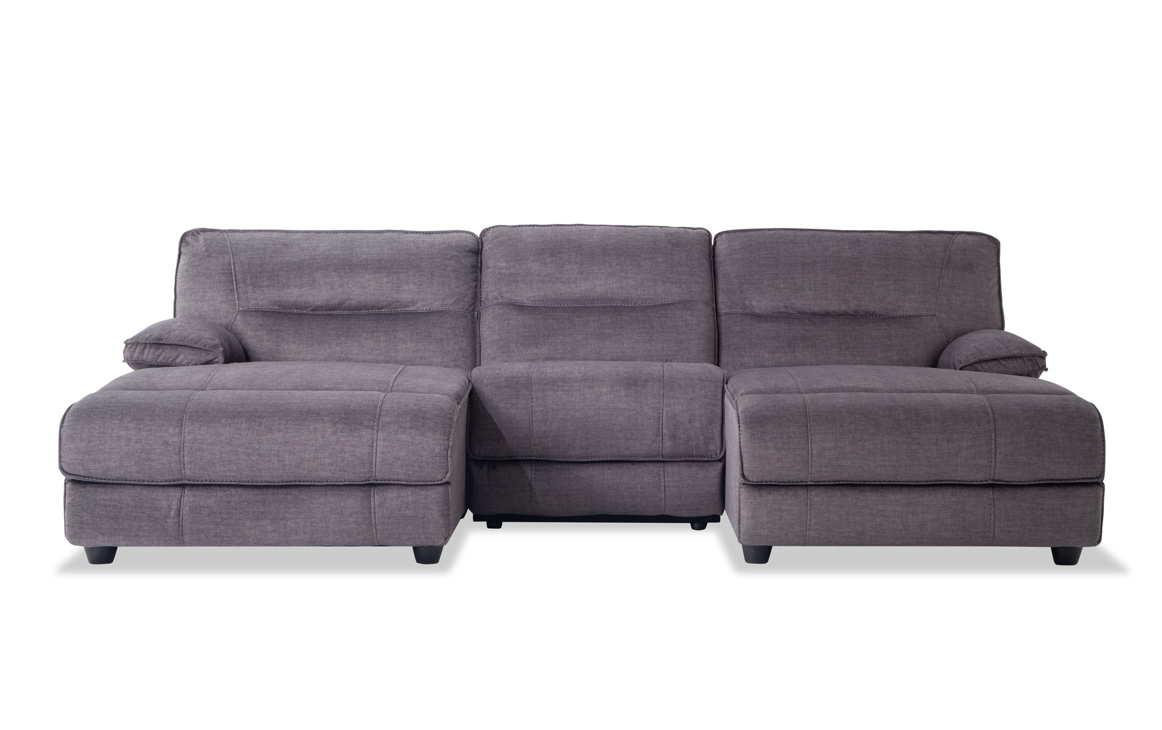 Most Current Pacifica Gray Power Reclining Sofas For Bobs Furniture Pacifica – Home Ideas And More (View 1 of 20)