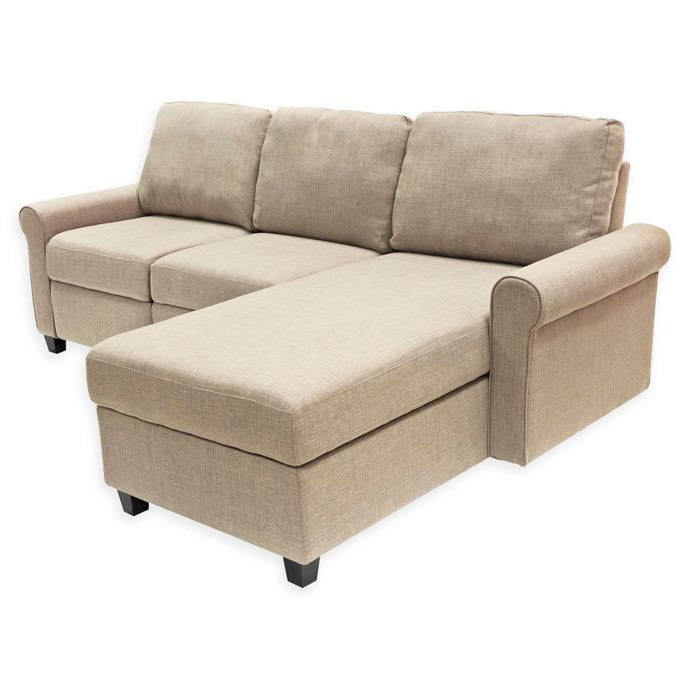 Most Current Serta® Copenhagen Left Facing Reclining Sectional Sofa Pertaining To Palisades Reclining Sectional Sofas With Left Storage Chaise (View 7 of 20)