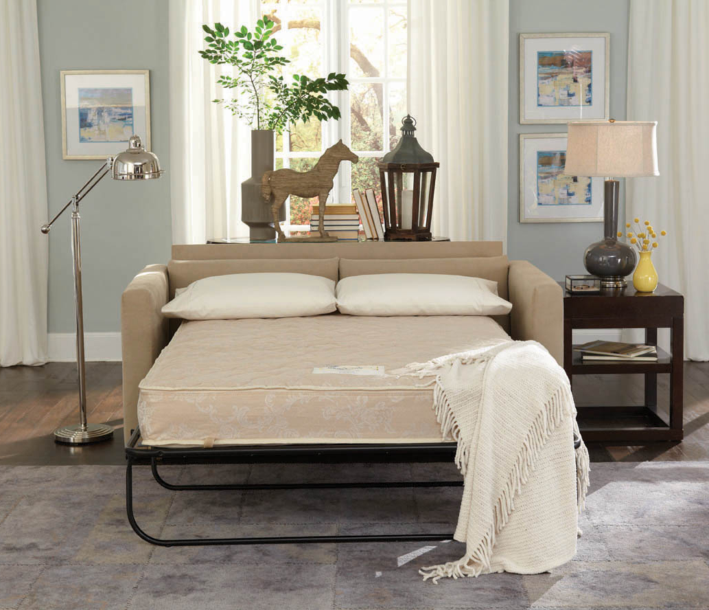 Most Current Simple Review About Living Room Furniture: Sleeper Sofas In Easton Small Space Sectional Futon Sofas (View 17 of 20)