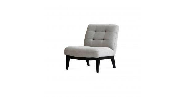 Most Popular Canyon Lounge Chair Light Grey Fabric Inside Antonio Light Gray Leather Sofas (View 11 of 20)