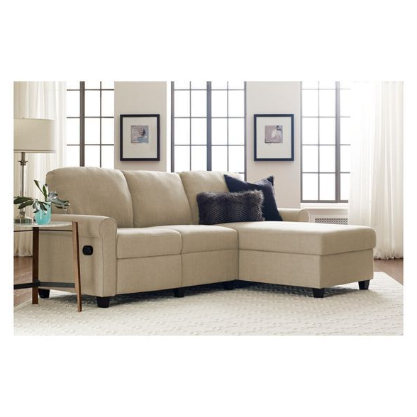 Most Popular Copenhagen Reclining Sectional With Left Storage Chaise Throughout Palisades Reclining Sectional Sofas With Left Storage Chaise (View 10 of 20)