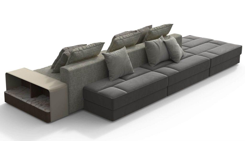 Most Popular Dream Navy 2 Piece Modular Sofas With Giorgetti Skyline Modular Sofa – Dream Design Interiors Ltd (View 18 of 20)