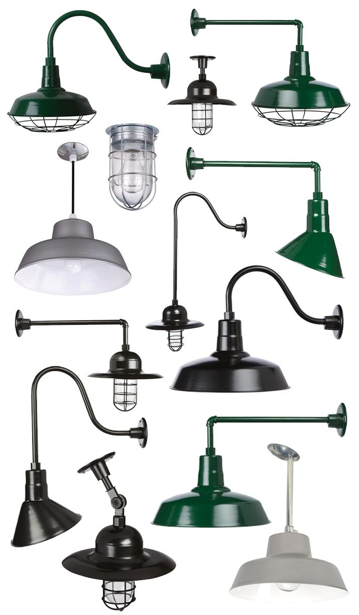 Most Popular Pin On Muebles Interesantes In Aleena Outdoor Barn Lights (View 17 of 20)