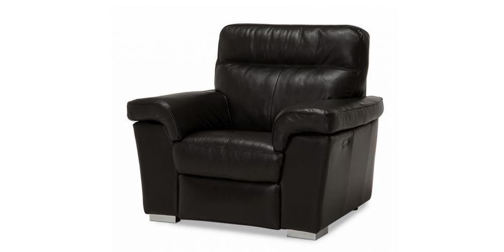Most Popular Walker Gray Power Reclining Sofas With Palliser Leather Alaska Recliner (View 5 of 20)