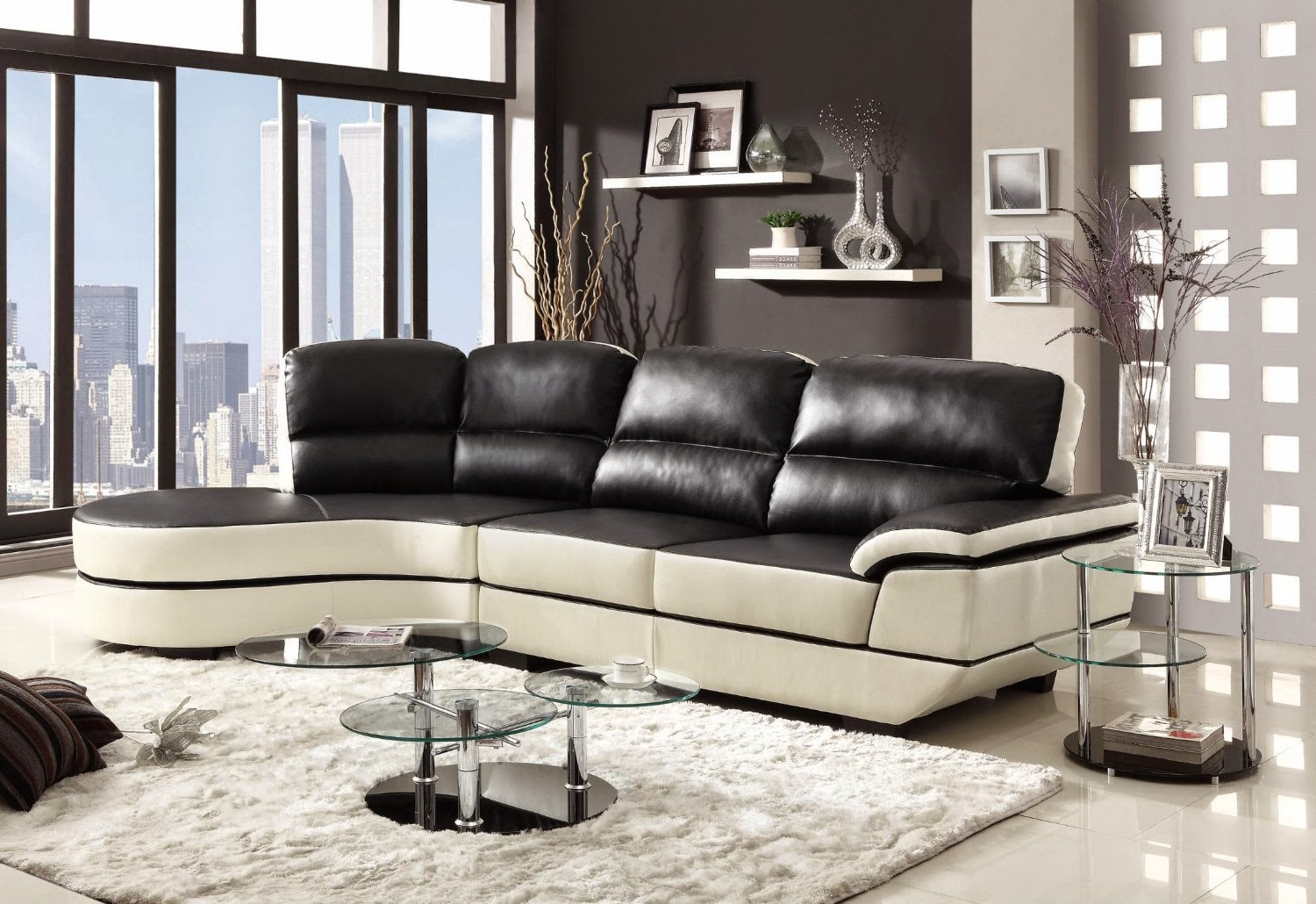 Most Recent 4pc Crowningshield Contemporary Chaise Sectional Sofas With Curved Sofa Website Reviews: Curved Sectional Sofa With Chaise (View 6 of 20)