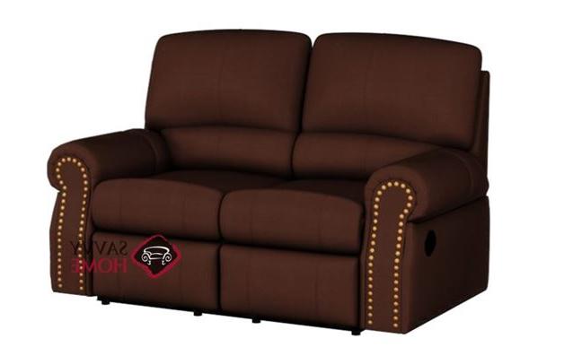 Most Recent Charleston Power Reclining Sofas Within Charlestonpalliser Leather Reclining Loveseat (View 14 of 20)
